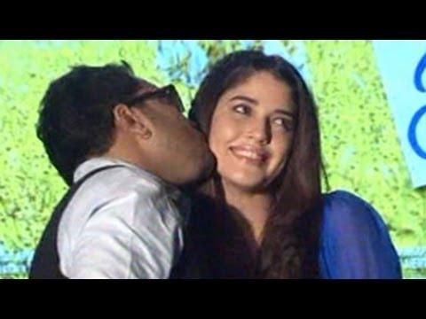 Mika Singh KISSES Virat Kohli's ex- GIRLFRIEND