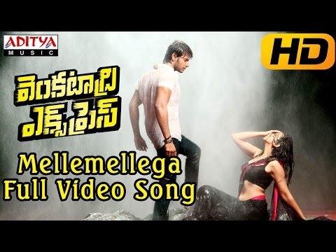 Mellemellega Full Video Song - Venkatadri Express Video Songs - Sandeep Kishan,Rakul Preet Singh