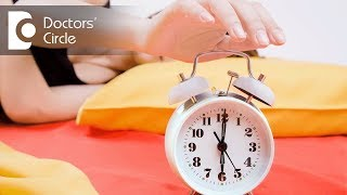 How do I wake up early? - Dr. Sulata Shenoy
