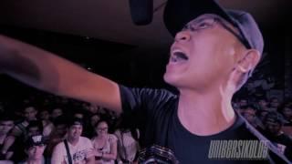 FlipTop - Khen Magat vs Abaddon