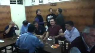 Video 2 reunión exjugadores de Aguilas Blancas 2011