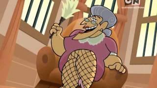 Robotboy Bad Nanny season 4