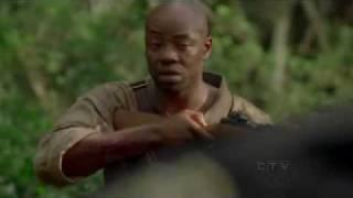 Claire saves Jin (season 6)