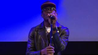 Omi Performs 'Drop in the Ocean' Live | Up Close & Personal