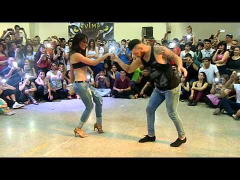 Daniel & Desiree estreno de Ephrem Quilmes Argentina 2015
