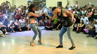 Daniel & Desiree - estreno de Ephrem (Quilmes) Argentina 2015