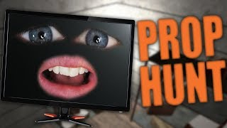 THEY'LL NEVER EXPECT IT!!   Gmod: Prop Hunt (Funny Moments)