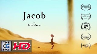 "**Award Winning** CGI 3D Animated Short  Film:  ""Jacob"" - by Aviel Golan"