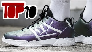 Top 10 Basketball Shoe Brands You Didn't Know Exist