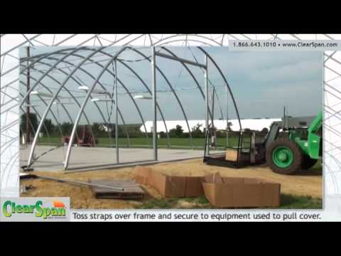 How to Install ClearSpan Covers