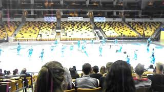 Black Gold winterguard SE regional