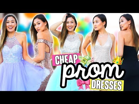 Xxx Mp4 TRYING ON CHEAP PROM DRESSES FROM EBAY AMAZON 3gp Sex