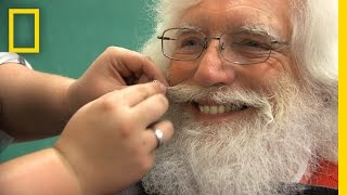 How Do You Become Santa Claus? Santa School, Of Course! | National Geographic