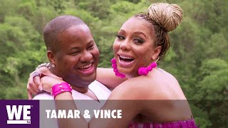 Tamar & Vince | 'You're My Monday & My Friday' Official Music Video | WE tv