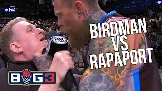Birdman And Michael Rapaport