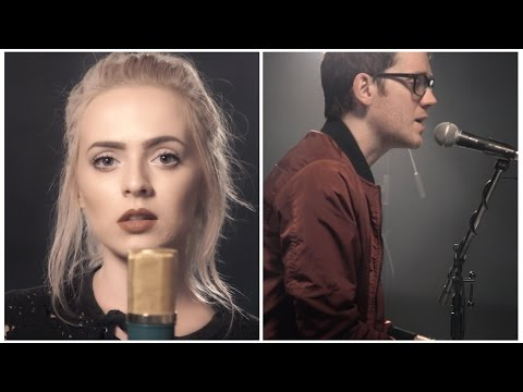 'Something Just Like This' - Chainsmokers + Coldplay (Alex Goot & Madilyn Bailey COVER)