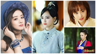 10 mỹ nhân cổ trang làm khuynh đảo màn ảnh Hoa ngữ 2017