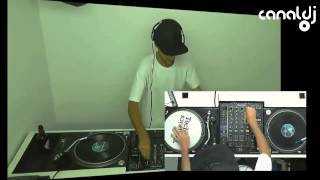 Gèro - Drum'n'Bass DJ SET ( Canal DJ, 10.01.2015 )