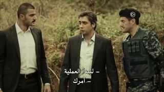 أقوى مشاهد وادي الذئاب الجزء التاسع : مراد علمدار ينقذ كارا من مستر كي