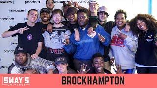 In-Studio Concert Series: Brockhampton Perform + Talk New Album & Removing A Group Member