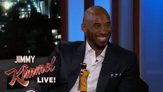 Kobe Bryant on Fighting Shaq