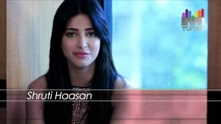 Shruti Haasan on MTunes HD