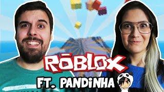 Roblox - SOBREVIVA SE PUDER! Ft. @PandinhaGame