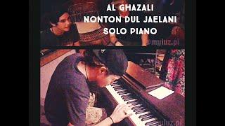 Al Ghazali Nonton Skill Dul Jaelani Solo Piano !!?? #alghazali #duljaelani