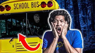 Escape Abandoned Bus! Chad Wild Clay And Vy Qwaint before Video!