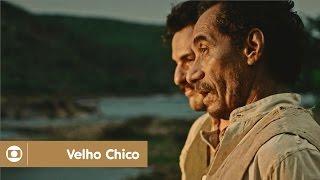 Velho Chico: Capitão Rosa e Belmiro são amigos para toda a vida