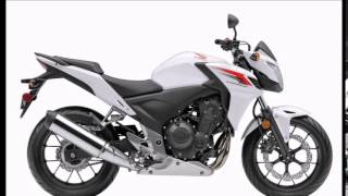 Upcoming Honda Bike CB500F Model Price, Review and Photo