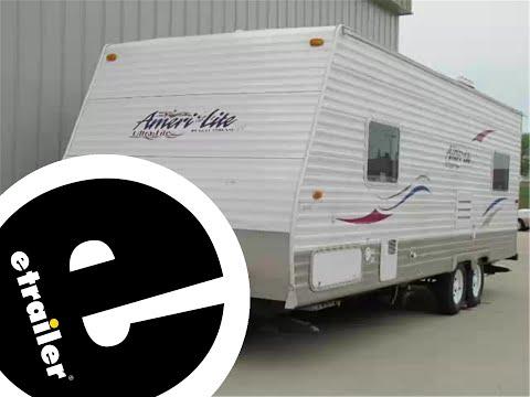 Installation of a Trailer Hitch on an Ameri-Lite Gulf Stream Trailer - etrailer.com