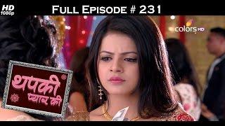 Thapki Pyar Ki - 21st February 2016 - थपकी प्यार की - Full Episode (HD)