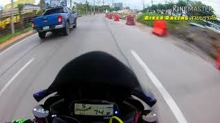 ไปทำงานสายอีกแล้ว ? ขับไปบ่นไป R15 Movistar