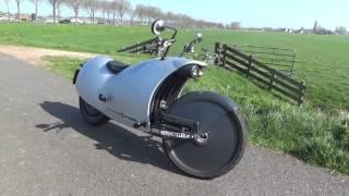 Johammer J1 elektrische motorfiets.