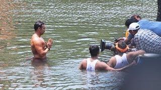 EXCLUSIVE! Ajay, Kareena shoot for Singham 2 - IANS India Videos