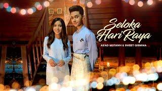 As'ad Motawh Ft. Sweetqismina - Seloka Hari Raya (Official Music Video)