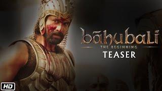 Baahubali - The Beginning - Teaser