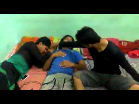 three friend joking  video nakdaka  bengali hindei