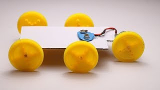 How To Make a Electric Car at Home | New Idea