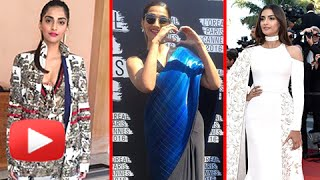 Cannes 2016 : Sonam Kapoor Creates Hattrick   Hot Or Not?
