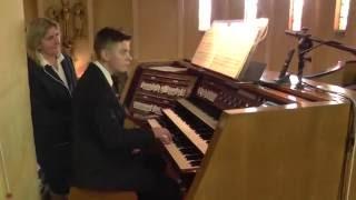 J.S.Bach - Preludium i fuga e-moll  BWV 555