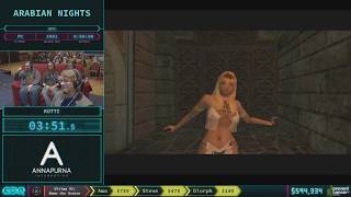 Arabian Nights by Kotti in 47:17 - AGDQ 2018  - Part 85