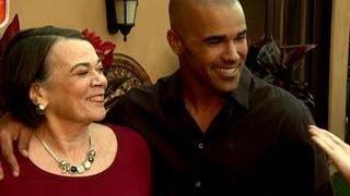 Shemar Moore Talks Mom
