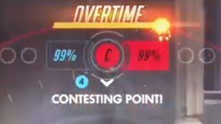 Overwatch - Craziest Overtime Plays