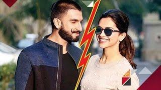 Will Ranveer Singh & Deepika Padukone Break Up?   Bollywood News