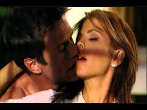 General Hospital Steve and Olivia Make Love 05.04.2011
