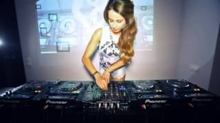 Electro Dance Music Perform By: Female DJ Juicy M 2015