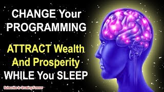 ABUNDANCE Affirmations while you SLEEP! Program Your Mind Power for WEALTH & PROSPERITY!!