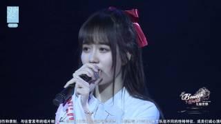深海少女 SNH48 杨惠婷 20170415